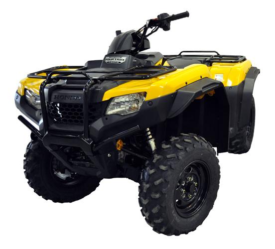 DIRECTION 2 Overfender for ATV
