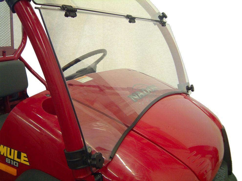 direction 2 inc. - kawasaki mule 610 windshield