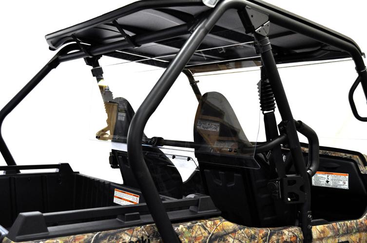 Direction 2 inc kawasaki teryx 2014 rear windshield